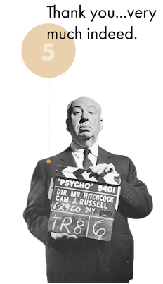 4 Alfred Hitchcock